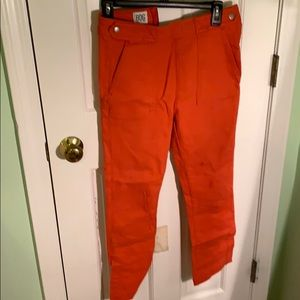 orange pants from BDG